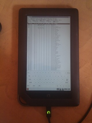 Nook Color X11 frame buffer.jpg